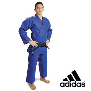 adidas judo uniform J350B blue