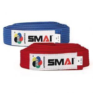 smai-wkf-belt-red-blue