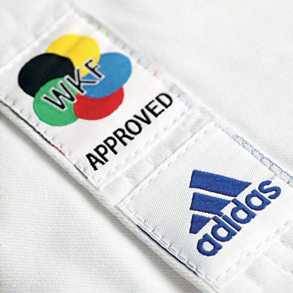adidas karate uniform k200 wkf approved